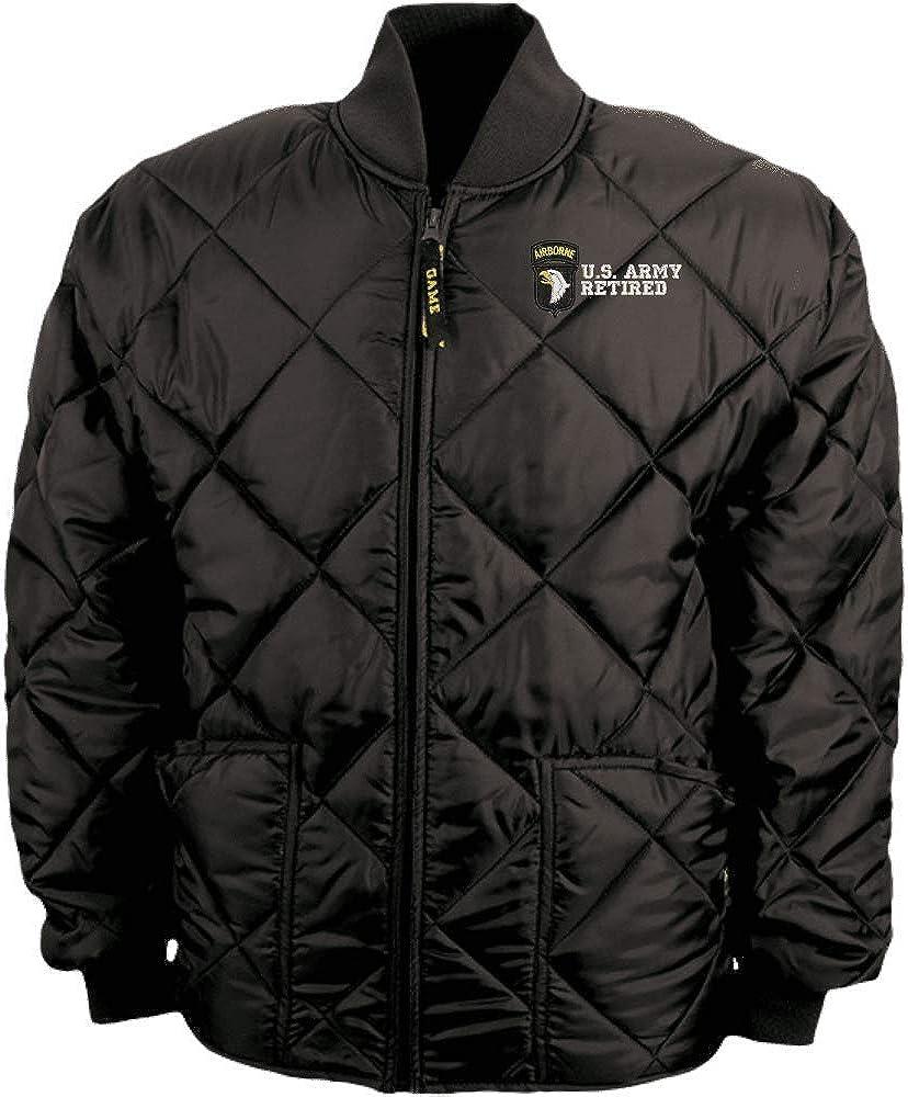 101st Airborne Division Retired Game Sportswear Bravest Jacket