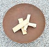 Pflanzschale 'Rusty' - Metall D 66cm