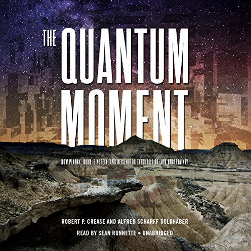 The Quantum Moment audiobook cover art