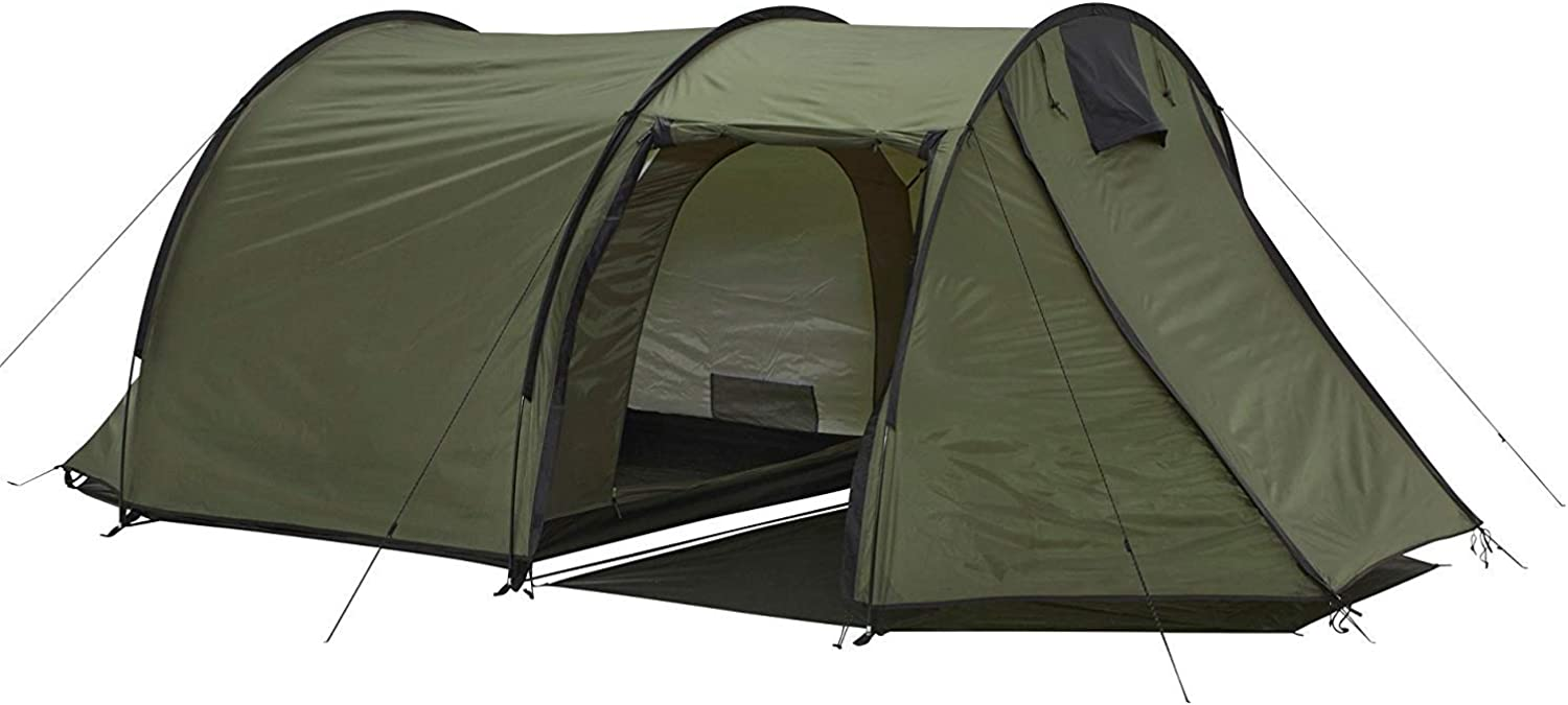 Grand Canyon Robson 3P tunnel tent olive [parallel import goods]