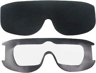 15mm Upgrade Faceplate Sponge Foam Pads for Aomway Commander V1 V1S V2 FPV Goggles