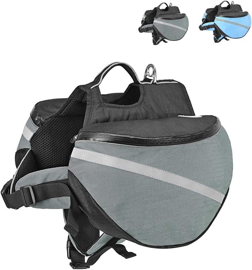 Fragralley Dog Saddlebag Backpack - trust 5 ☆ very popular Pack T Back Harnes Hound