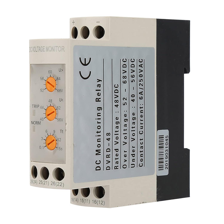 Overvoltage Undervoltage Protector, Standard Modular Structure Overvoltage Protector for UPS Power Supply Dc Switchgear(DC48V, Pisa Leaning Tower Type)