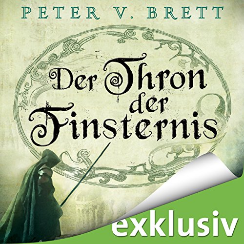 Der Thron der Finsternis audiobook cover art