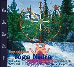 Experience Yoga Nidra: Guided deep relaxation: Swami Janakananda Saraswati