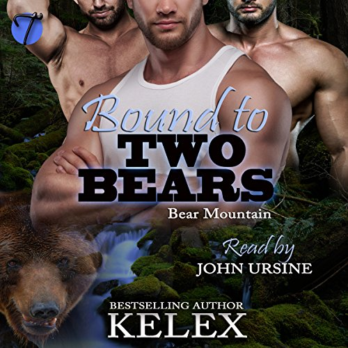 Bound to Two Bears audiobook cover art