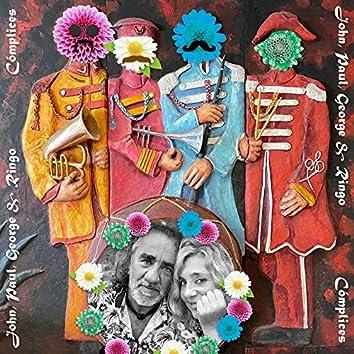 John, Paul, George y Ringo