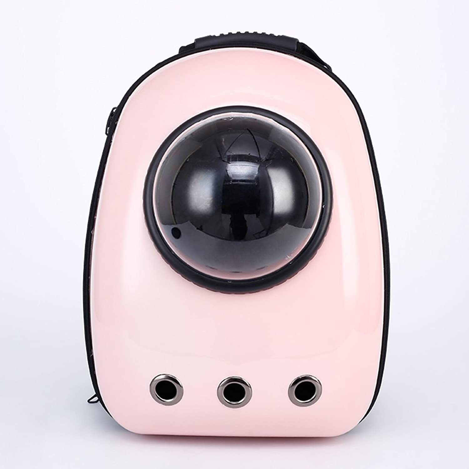 M3M Pet Carriers Backpack Waterproof Breathable SemiSphere Traveler Soft for Cats and Dogs Puppy Outdoor Travel Walking,3