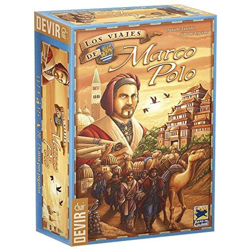 Devir - Los viajes de Marco Polo (BGMARCO)