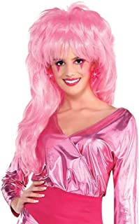 HalloWIG Compatible with Jem & The Holograms WigHalloween Costumes Costume Accessories Wigs