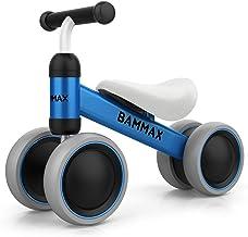 Bammax Bicicleta sin Pedales, Bici sin Pedales Niño, Juguetes Bebes 1 Año, Triciclos Bebes, Correpasillos Bebes 1 Año