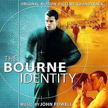 BOURNE IDENTITY ORIGINAL SOUNDTRACK remaster
