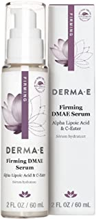 derma e DMAE Alpha Lipoic C-Ester Serum, 2 fl oz (60 ml) (Pack of 2)