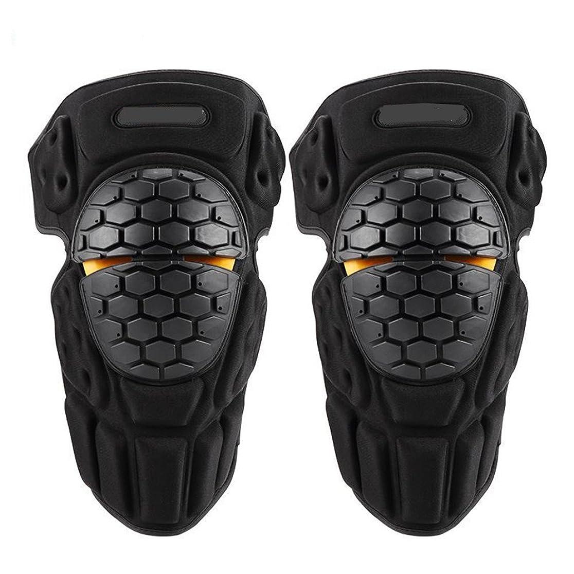 肉失効回想スケートニーパッド大人の通気性の調節可能なアラミド繊維モトクロスマウンテンバイクサイクリングスケートボード 花火アウトドア必需品