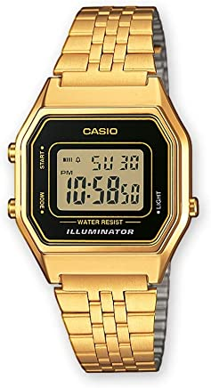 5efde9c3357b8 Montre Femme Casio Collection LA680WEGA