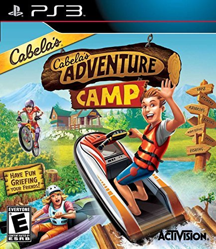 Cabela's Adventure Camp - Playstation 3 by Activision