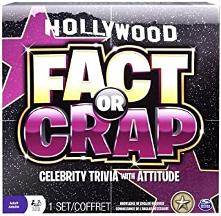 Hollywood Fact or Game
