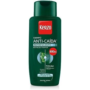 KERZO champú densidad volumen y cuerpo cabello fino bote 400 ml ...