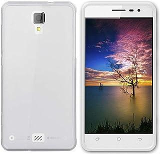 Tumundosmartphone Funda Gel TPU para HISENSE C20 King Kong II Color Transparente