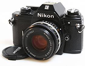 NIKON EM 35MM SLR CAMERA W/50MM F/1.8 LENS