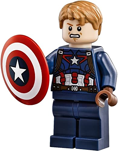 LEGO Marvel Super Heroes S.H.I.E.L.D. - Captain America with Shield (76042) by LEGO
