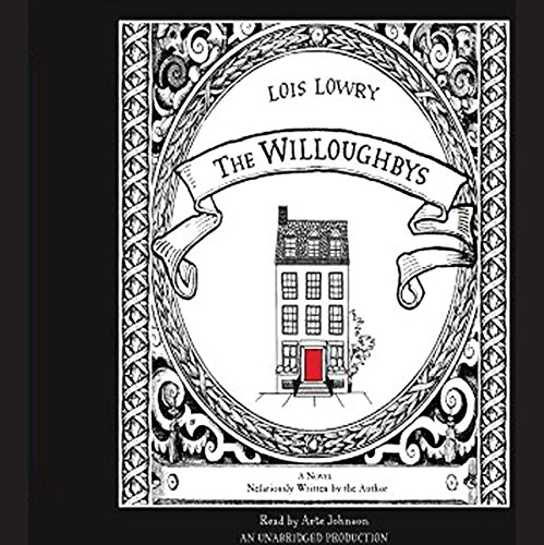 The Willoughbys audiobook cover art