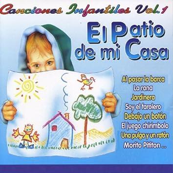 Canciones Infantiles, Vol.1: El Patio de Mi Casa