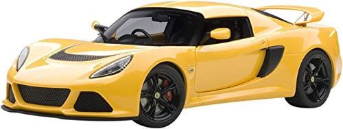 AUTOart 75382 Lotus Exige S 2012 Echelle 1 18 Gelb