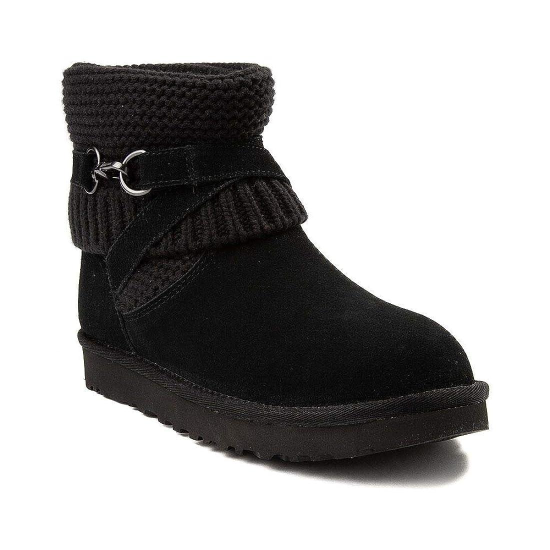 はい告白広告[UGG(アグ)] 靴?シューズ レディースブーツ Womens UGG Purl Strap Boot [並行輸入品]