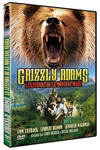 Grizzly Adams: La Leyenda de la Montaña Negra (Grizzly Adams and the Legend of Dark Mountain) 1999