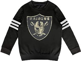 Camo Camouflage Logo Long Sleeve Sweatershirt Classic for Kids Children