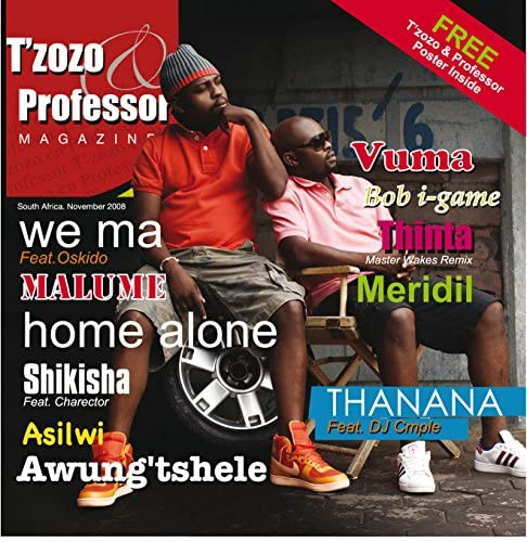 Tzozo & Professor