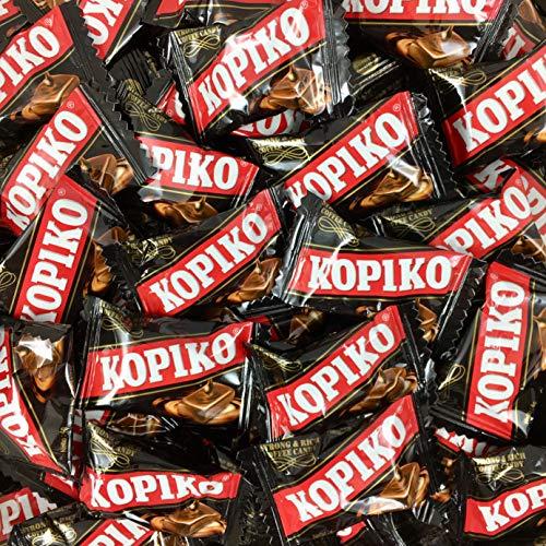 Caramelle al Caffè colato Kopiko Kg 1,6 - Il vero caffè da taschino per appassionati