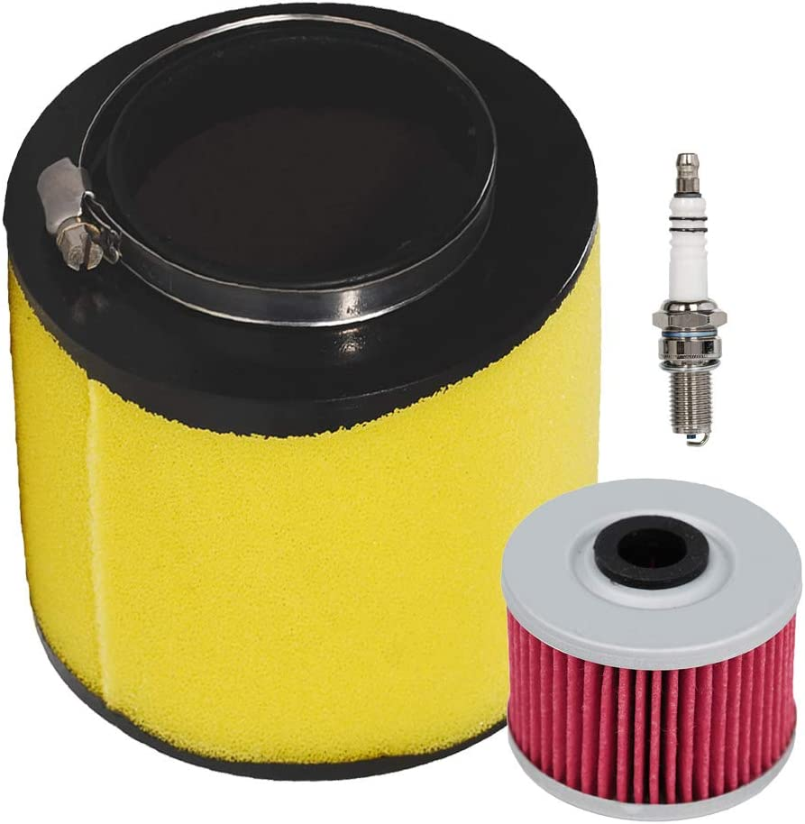 Max 90% OFF HIFROM ATV Air Filter Element Oil Plug Spark Direct store with Cleaner