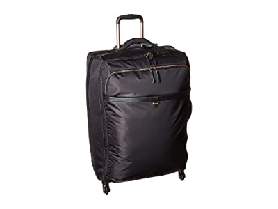 Lipault Paris Plume Avenue Spinner 72/26 Packing Case (Jet Black) Luggage