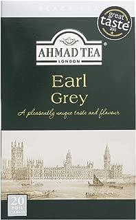 Ahmad Tea London Earl Gray, 20 Tea Bags