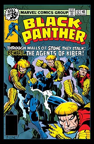 Black Panther (1977-1979) #12 (English Edition)