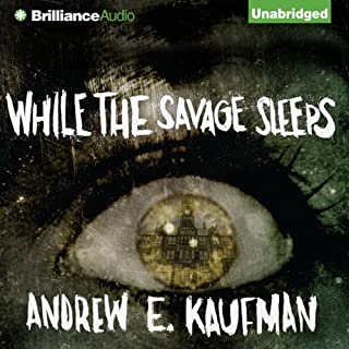While the Savage Sleeps cover art