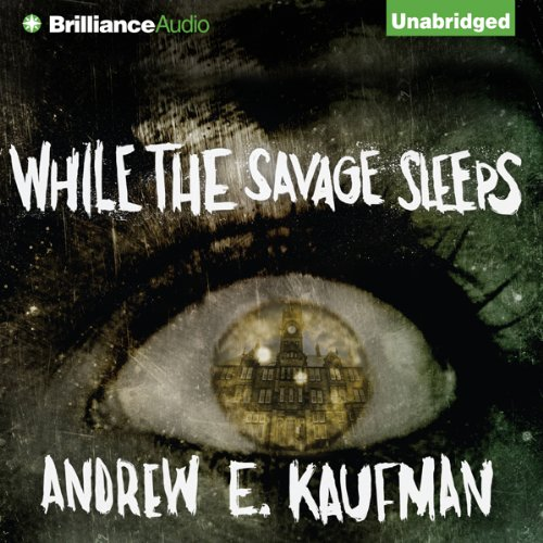 While the Savage Sleeps audiobook cover art