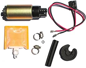 CUSTOM Brand New Electric Intank Fuel Pump With Installation Kit For Nissan E2068