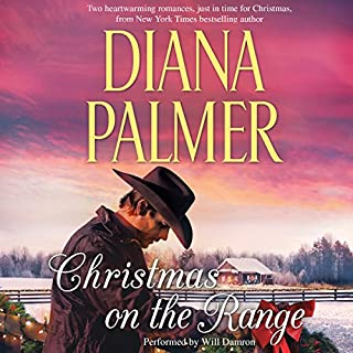 Page de couverture de Christmas on the Range