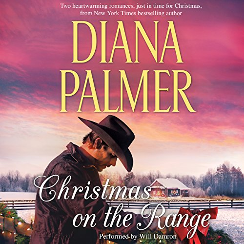 Christmas on the Range audiobook cover art