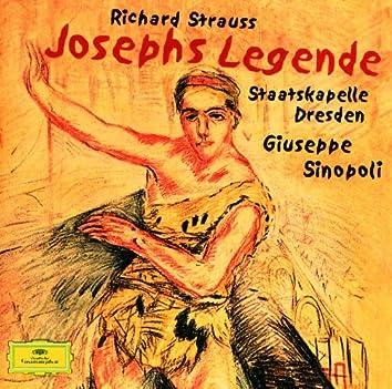 Strauss, R.: Josephs Legende
