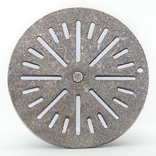 Rundrost Ø 21,5 cm - passend für DAN SKAN - Gussrost Ofenrost Ascherost Tafelrost Kaminrost Premiumqualität