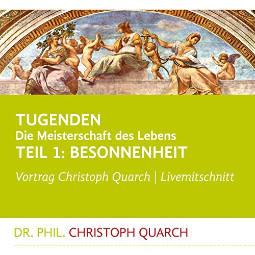 Besonnenheit audiobook cover art