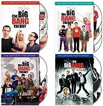 The Big Bang Theory: Seasons 1-4