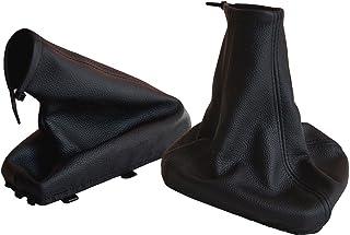 Cuffia per cambio in vera pelle colore: nero Myshopx SA20 forata