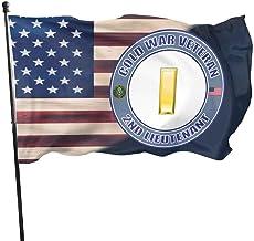 IUJL USS John C. Stennis Cvn-74 con Nosotros Banner de Bandera Breeze Flag Banderas al Aire Libre Home Flag 3 'X 5' Ft
