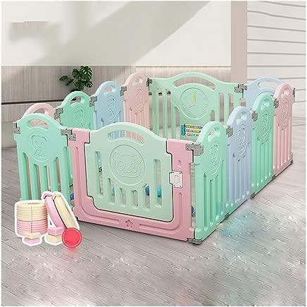 Baby playpen-SYY Playpens toddlers Babies Kids Children Activity  nbsp centre Foldable Save-space Soft Tones Kinds Size  Size 113 113cm