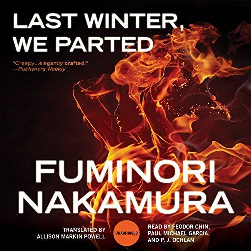 Last Winter, We Parted  Audiolibri
